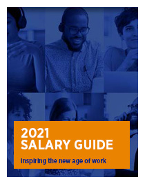 2021 Canada Salary Guide